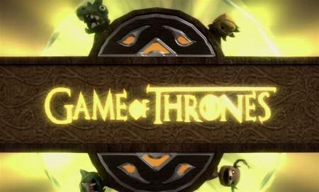La intro de Game of Thrones recreada en Little Big Planet 3