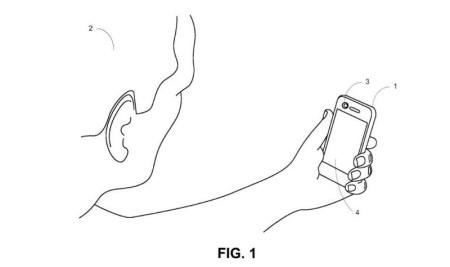 Apple patenta desbloqueo del iPhone por selfie