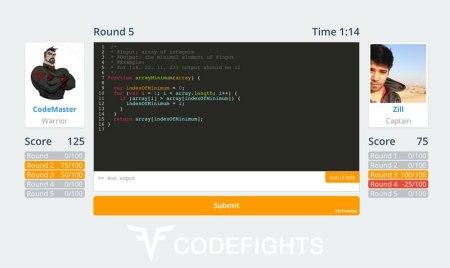 Codefights, el juego para competir entre programadores