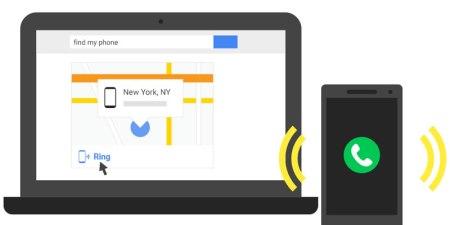 Ya podrás localizar tu celular en el buscador de Google