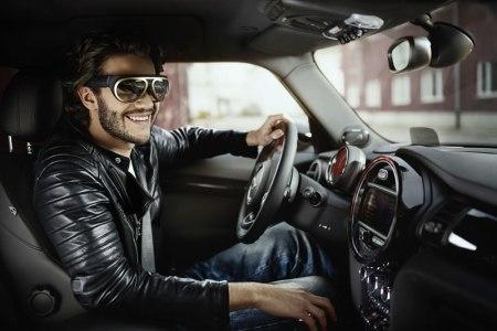 MINI desarrolla unos lentes de realidad aumentada para conducir