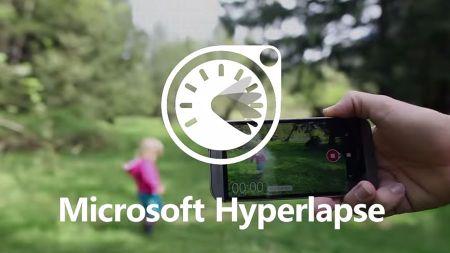 Microsoft Hyperlapse, la aplicación para hacer timelapses en Windows y Android