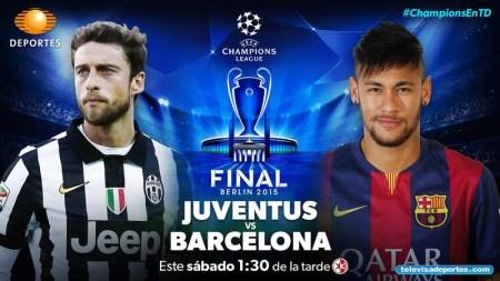 Televisa transmitirá la final de la Champions por internet