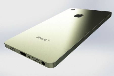 Dan a conocer iPhone 7, el modelo que no necesita cargar su batería