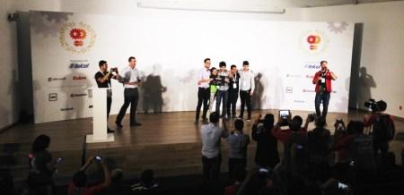 Knowhere, gana hackathon Masters of Code México