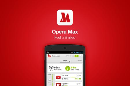 Opera Max te permite ahorrar hasta 50% de datos en YouTube y Netflix