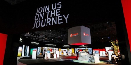 Canon expo 2015, presenta el futuro de la tecnología de imagen en Nueva York