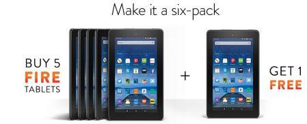 Conoce Fire la tableta de Amazon de menos de $50 USD