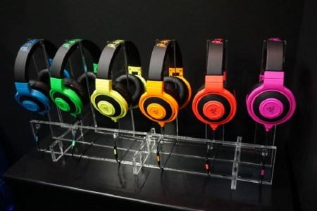 Razer lanza línea de audífonos con controles integrados