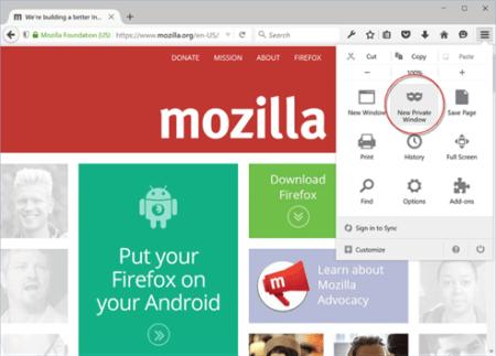 Navegación privada con protección de rastreo, ya disponible en Firefox Beta para pruebas