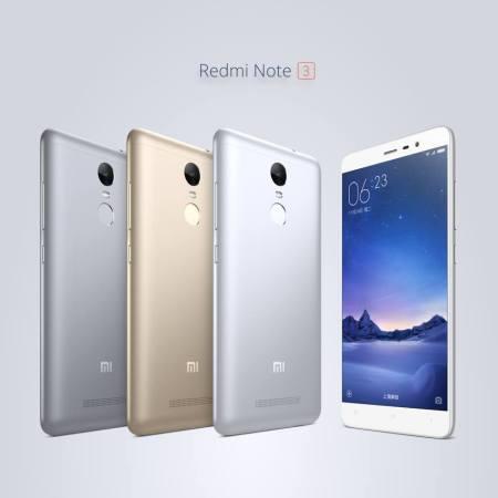 Xiaomi presenta nuevos dispositivos: el Redmi Note 3 y la Mi Pad 2