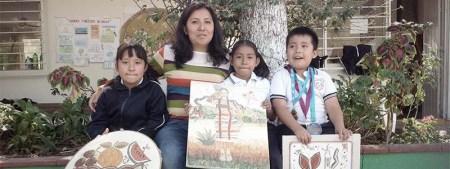 Niños oaxaqueños ganan premio internacional en ciencia
