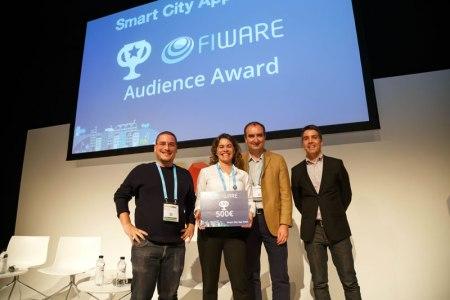 Dos apps latinoamericanas, ganadoras de los premios FIWARE – Smart City App Hack