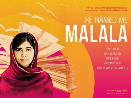 Cinépolis presenta aclamado documental: Él me nombró Malala