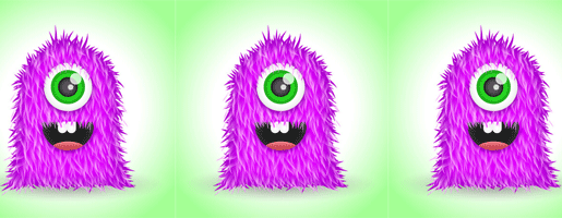 Create-a-Cute-Furry-Vector-Monster-in-Illustrator