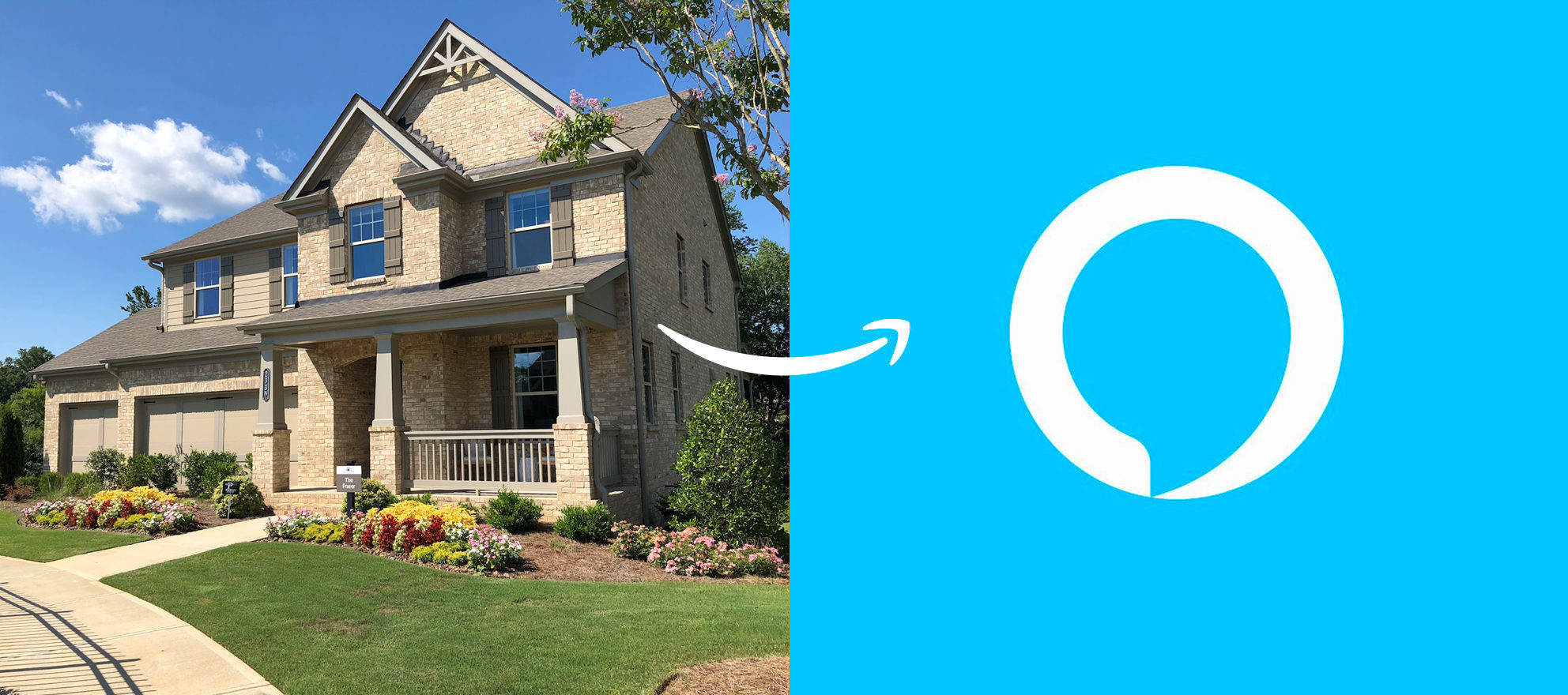 Amazon Smart Home I Toured Amazon And Lennar S Smart Home Here S What It S Like
