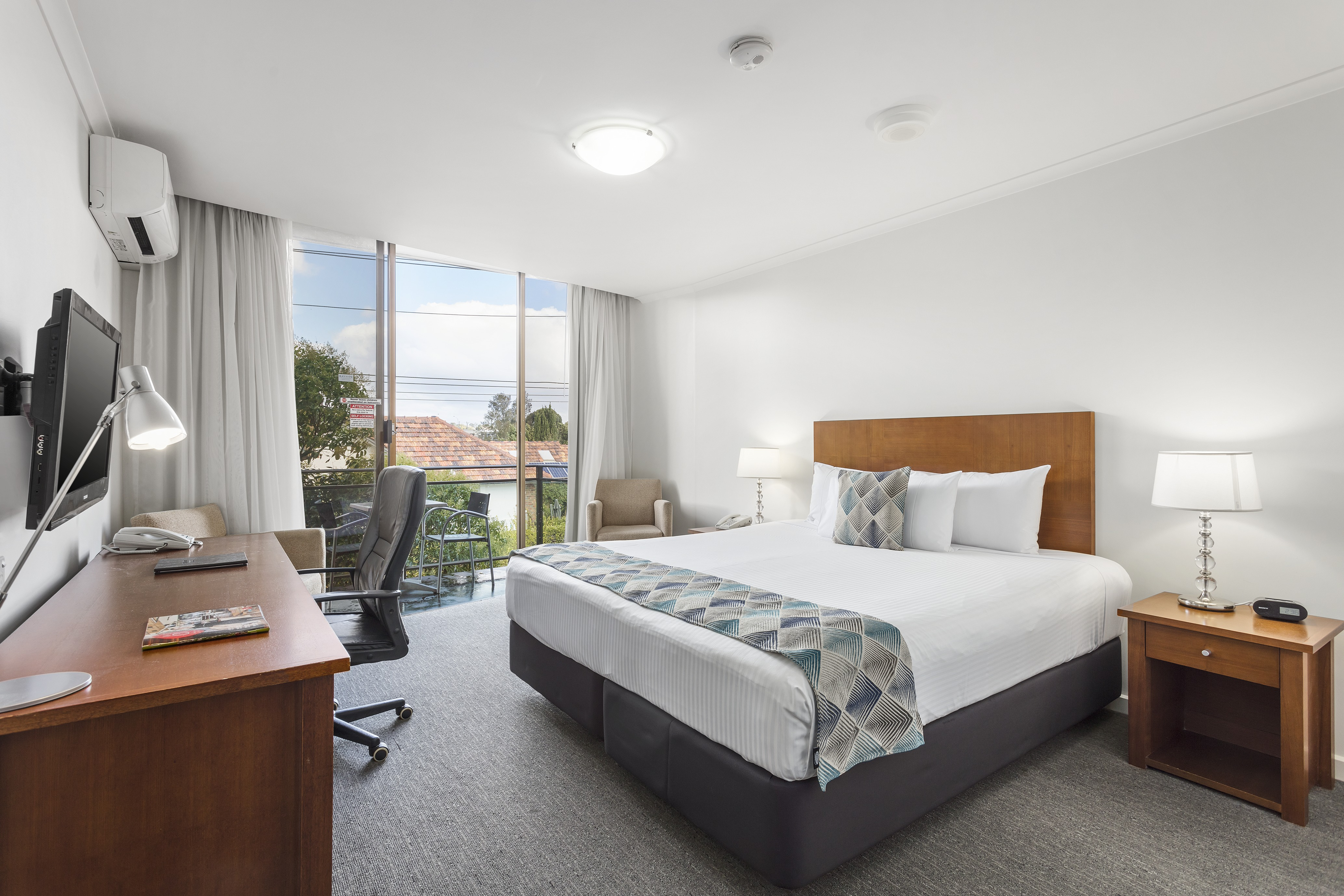 Kingsize Bett Superior King Quality Hotel Bayside Geelong