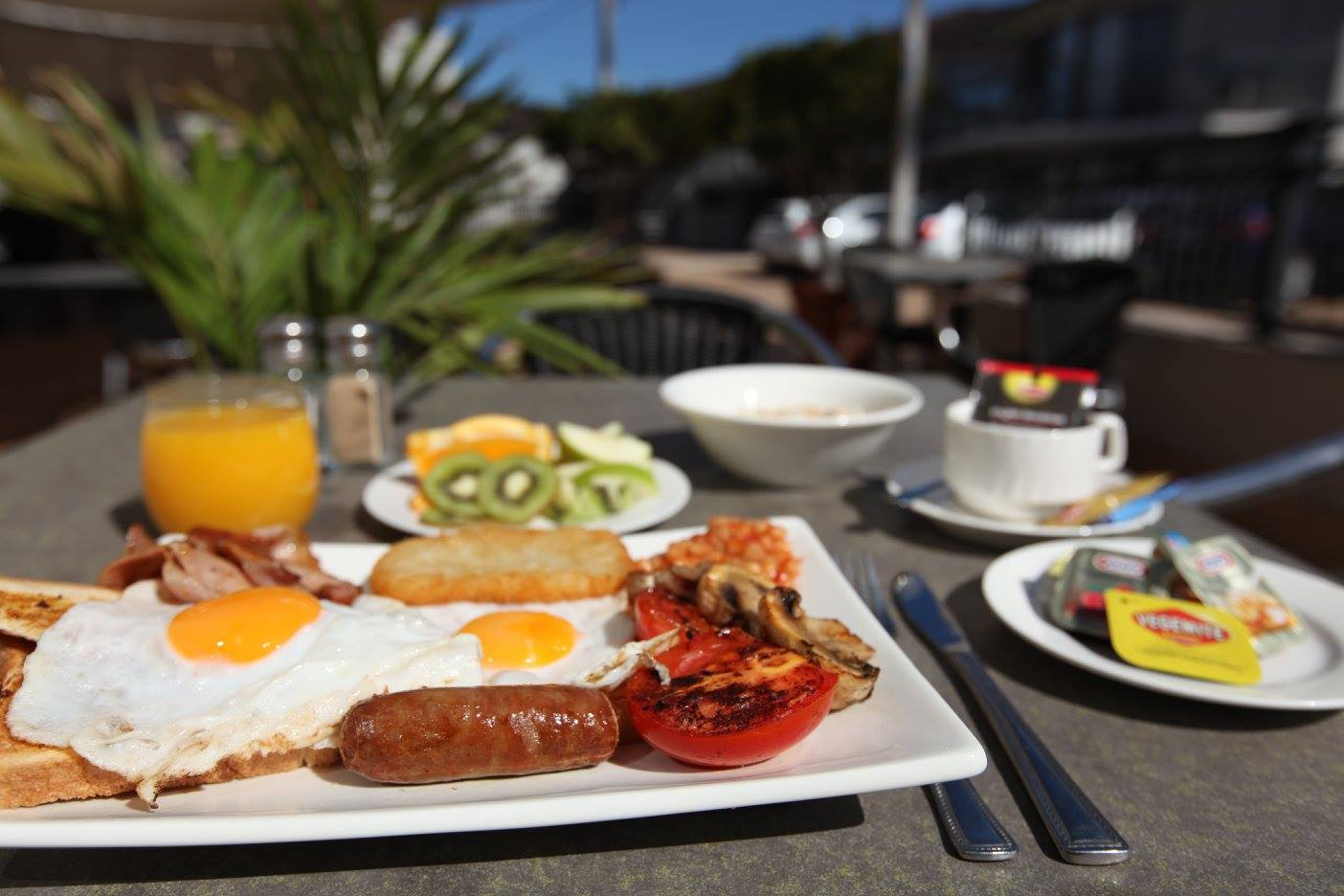 Breakfast Delivery Perth 76 Steps Restaurant Quality Resort Sorrento Beach