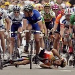Random image: Isaac_Galvez_of_Spain_causes_bike_accident