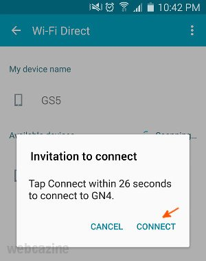 how to delete wifi share off your phone