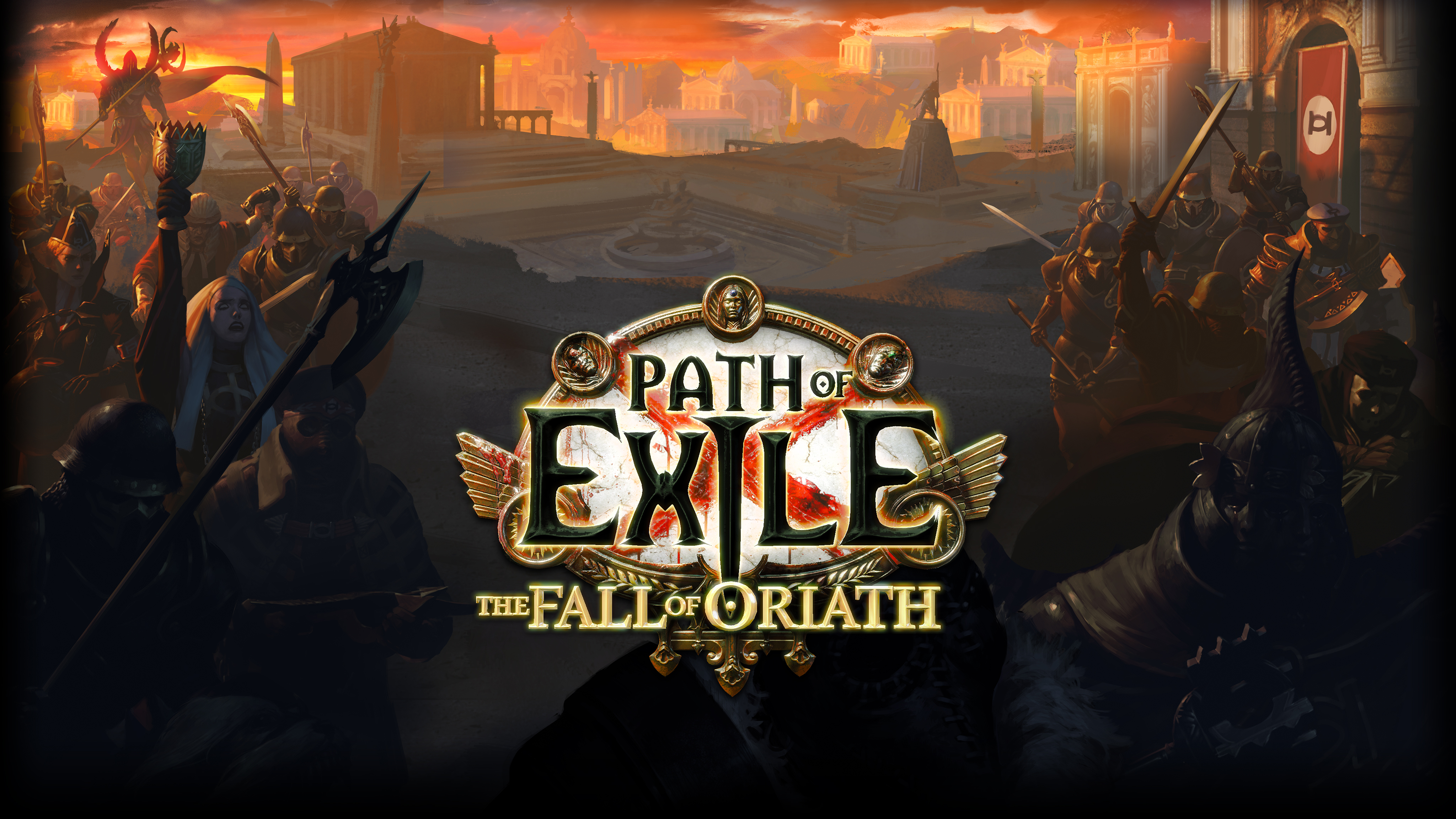 Poe Fall Of Oriath Wallpapers Wallpapers Oficiales De The Fall Of Oriath Mediavida