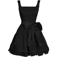 The Unique Little Black Dress :: Evening dresses ...