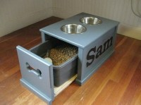 Dog food storage | PinPoint