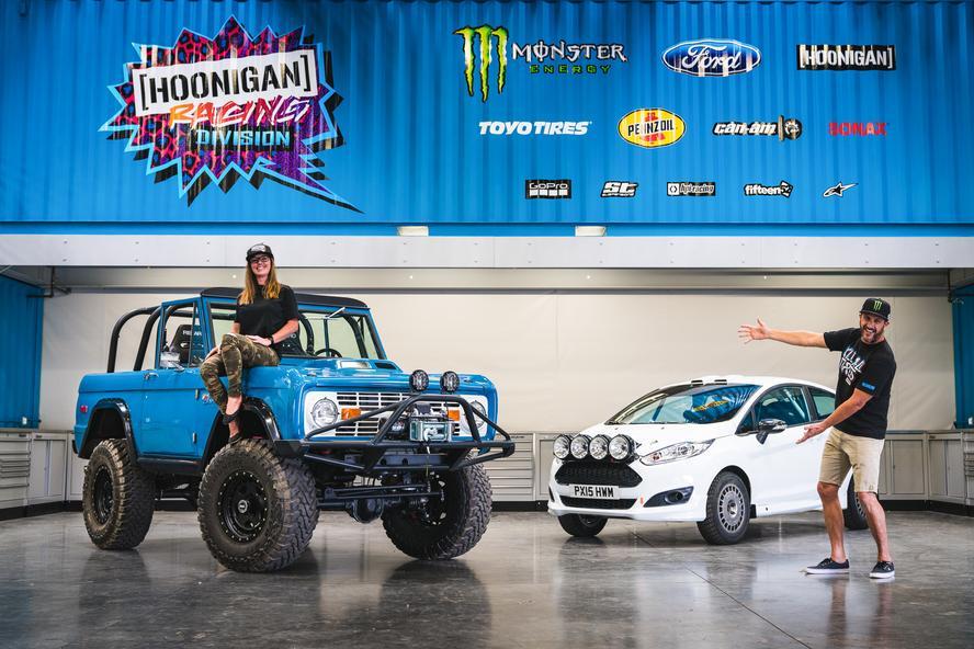Bronco Cars Wallpaper Hoonigan Racing News