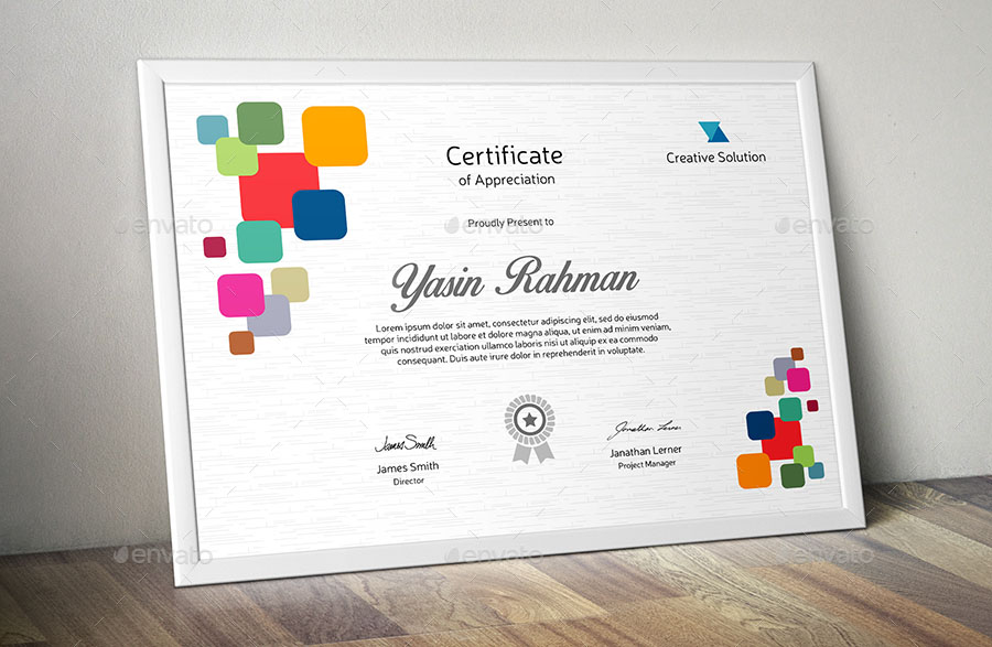70+ Best Certificate and Diploma Templates Free and Premium Download