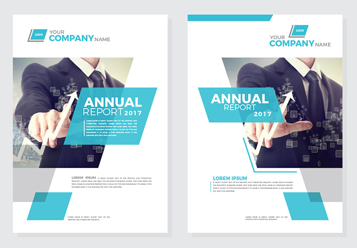 48+ Best Annual Business Report Templates (PSD, Word, PowerPoint, ID) - free annual report templates