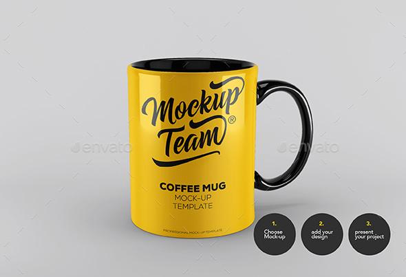 67+ Amazing Mug and Cup Mockups 2018 (PSD, Vector)