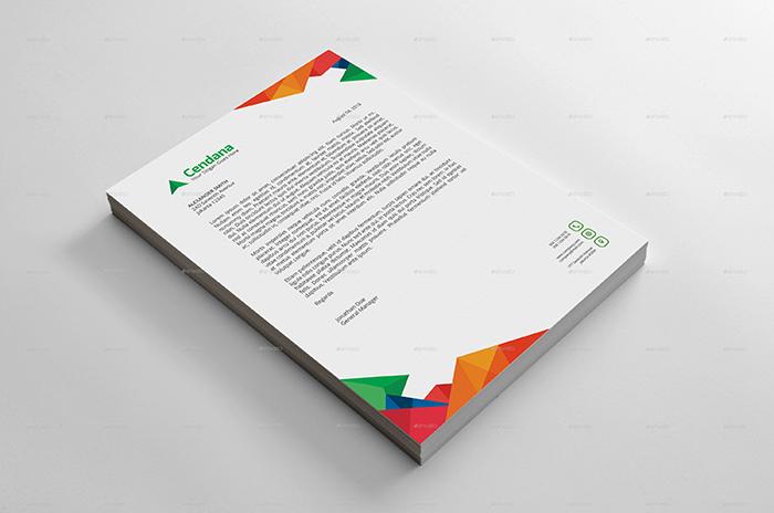 50+ Best Letterhead Design Templates 2018 (PSD, Word, PDF, InDesign)
