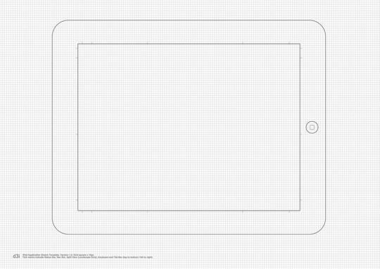 10 Free Printable Web Design Wireframing Templates - Web Design Ledger