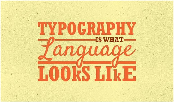 Web Design Typography & Why it IS a Big Deal