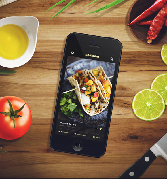 Cms Drupal 30 Tasty Food Mobile App Designs For Foodies