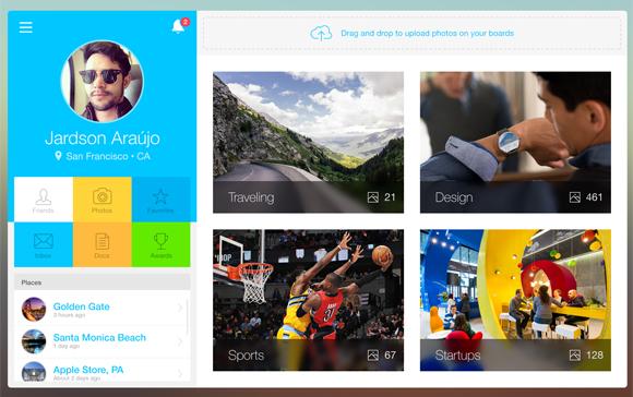 20 Fresh Flat UI Designs Free to Download