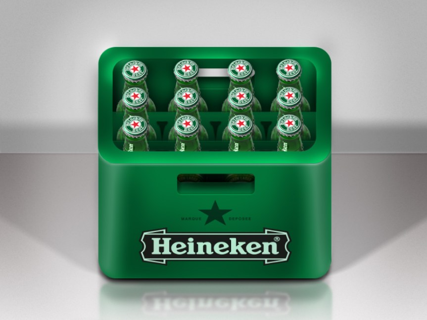 heineken-icon-design