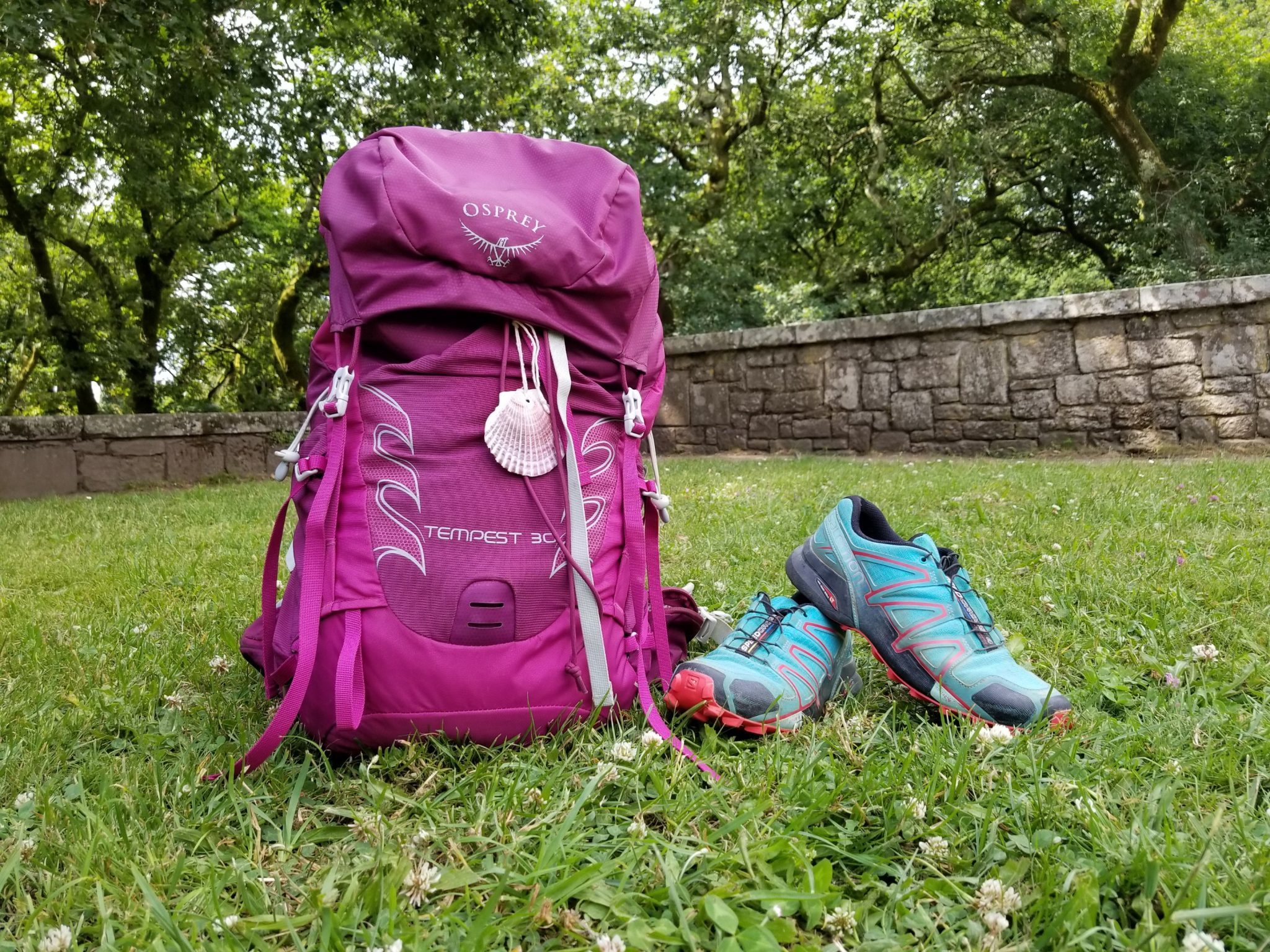 Camino Santiago Packing List My Ultralight Camino Packing List We Belong Outside