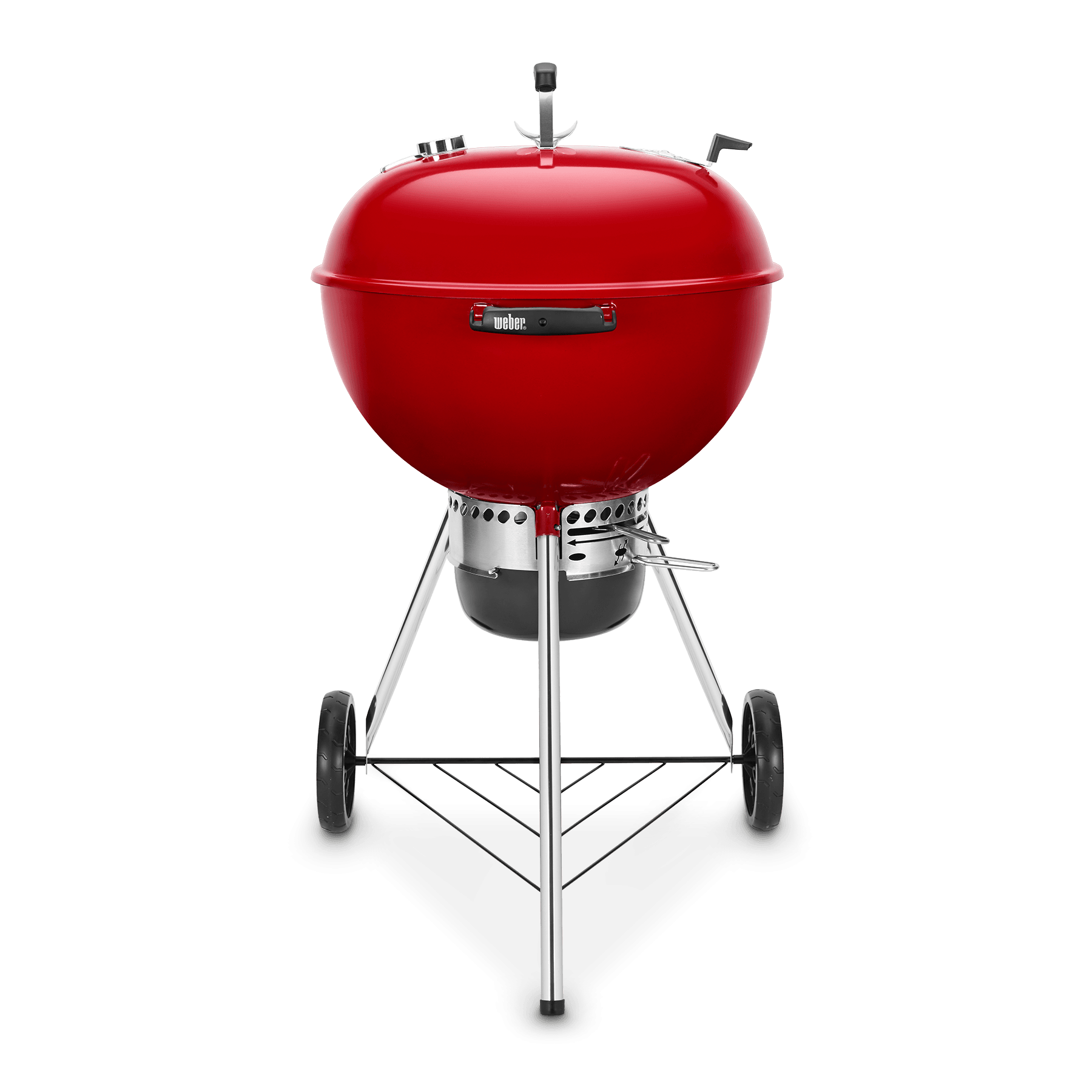 Weber Grill One Touch Weber Limited Edition Red Kettle Charcoal Grill Weber Grills