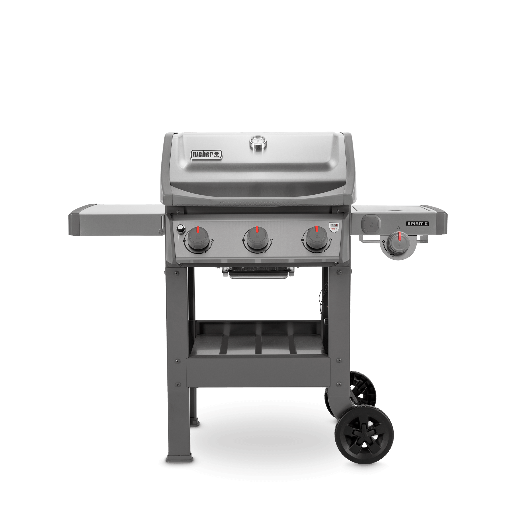 Olievat Bbq Spirit Ii S 320 Gbs Gas Barbecue Official Weber Website