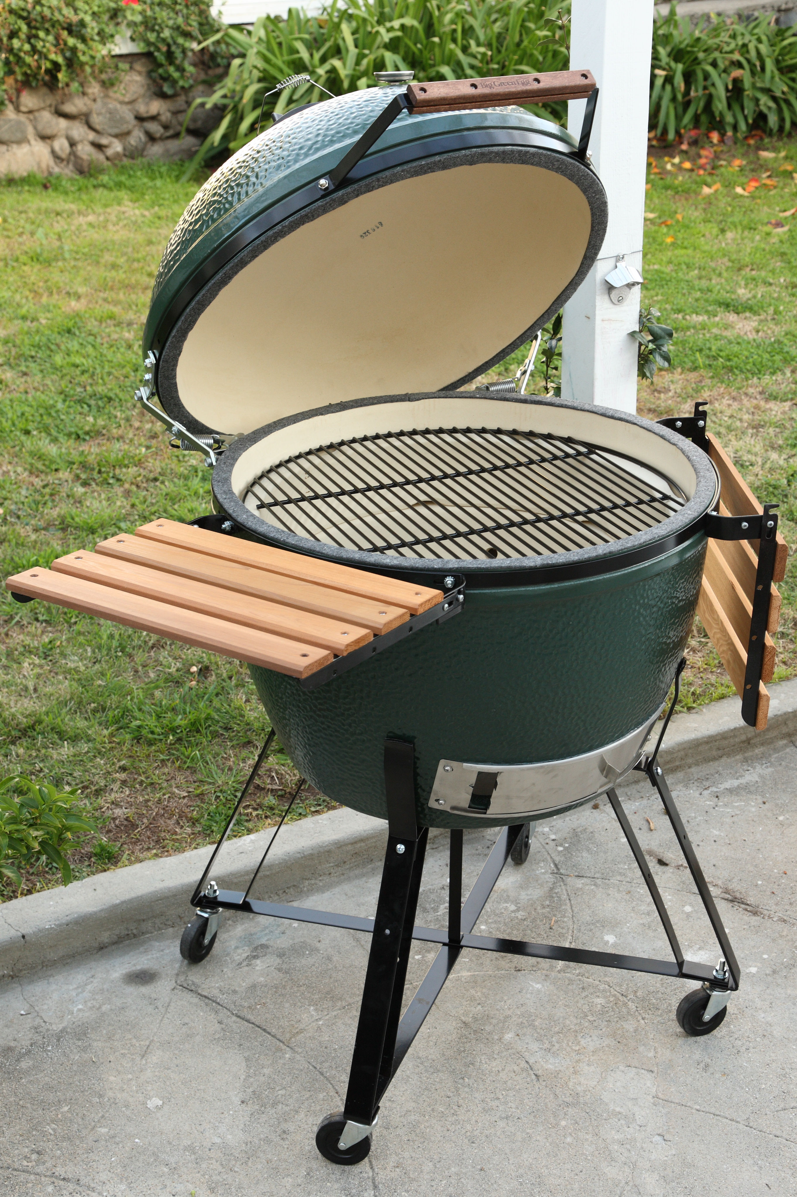 Gas Bbq Aanbieding Big Green Egg Extra Extra Large | Bbqkopen.nl