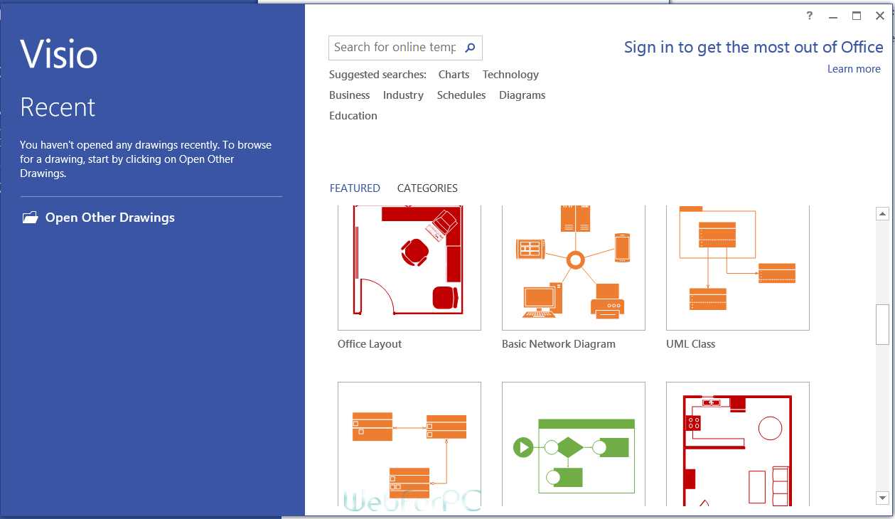 Visio Office Download Microsoft Visio Professional 2013 Free 32 64 Bit Webforpc