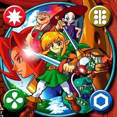 Girl With Cap Wallpaper Play The Legend Of Zelda Oracle Of Seasons On Gbc