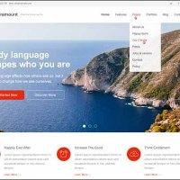 50 Plantillas web basadas en HTML5 y CSS3 premium