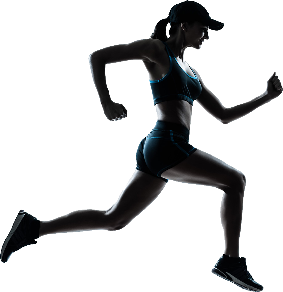 Workout Girl Wallpaper Running Man In Png Web Icons Png