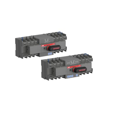 Automatic transfer switches - Switches ABB