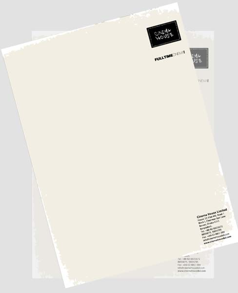 Company letterhead Creative Official Letterhead design \u2013 WebImages