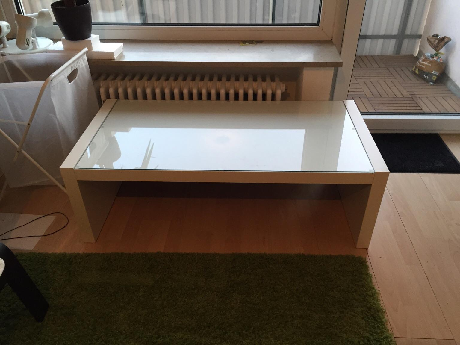 Ikea Expedit Couchtisch Mit Glasplatte In 81241 München For 15 00 For Sale Shpock