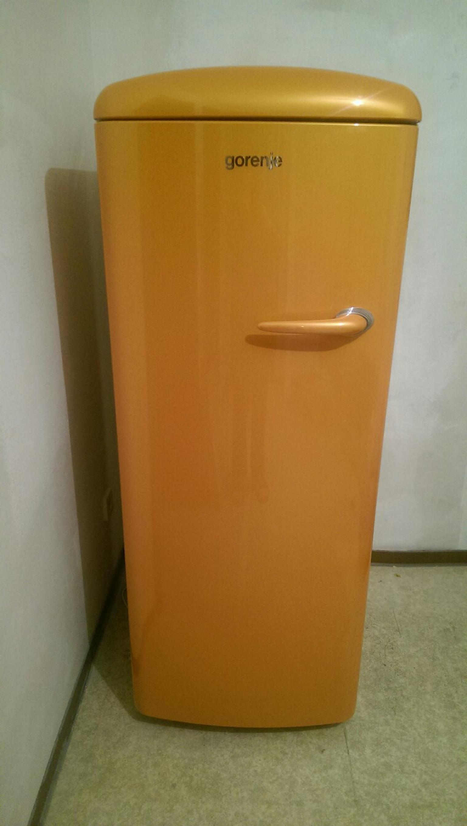 Retro Kühlschrank Orange Gorenje Kühlschrank Retro Juicy Orange