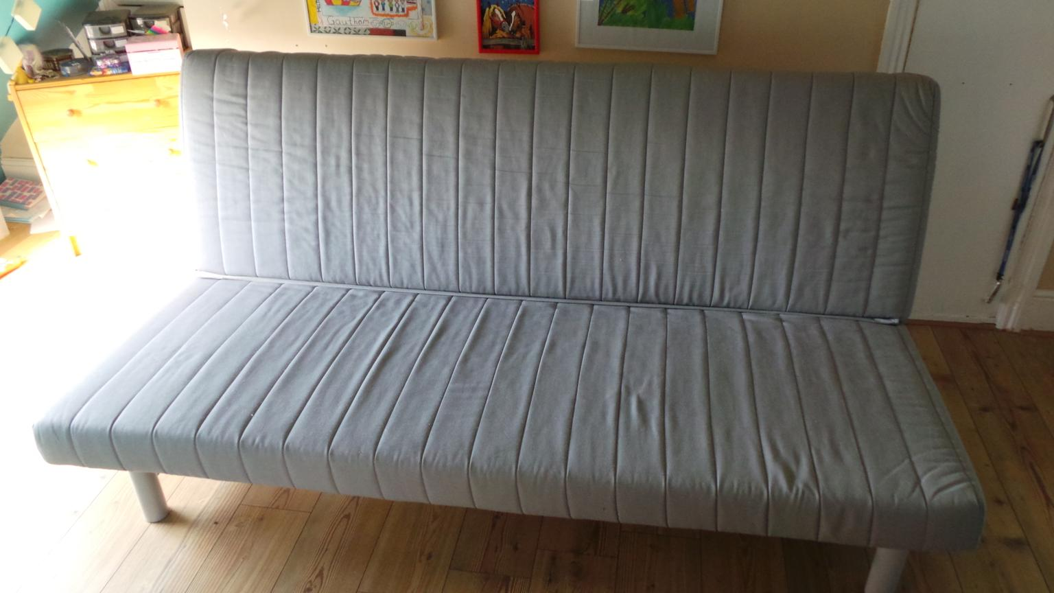 Ikea Sofa Wilj Ikea Three Seat Sofa Bed Beddinge Lovas